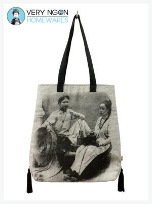 Beach Bag - Tonkin Femme Riche