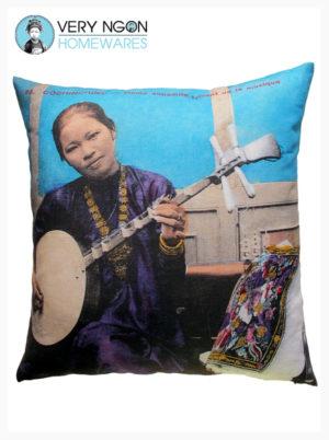 Cushion Cover Standard - Colour - Dame Annamite