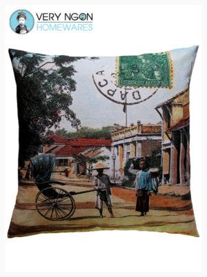 Cushion Cover Standard - Colour - La Grande Rue Dap Cau