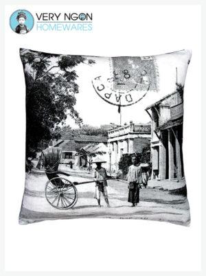 Cushion Cover - Standard - La Grande Rue, Dap Cau