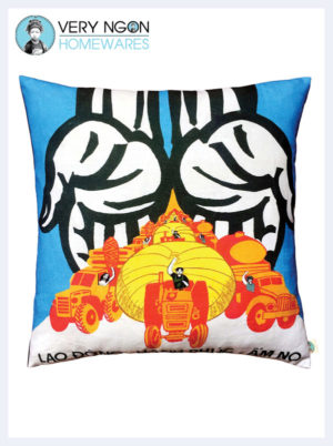 Cushion Cover - Standard - Labor - Well-being