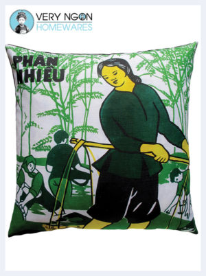 Cushion Cover - Standard - More Fertilizer - Good Harvest