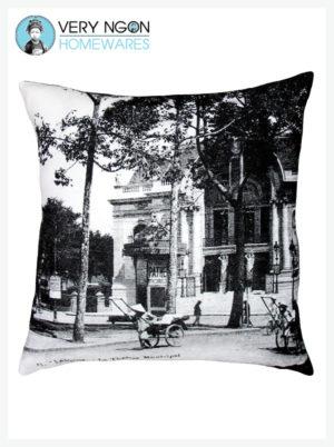 Cushion Cover - Standard - Theatre, Saigon