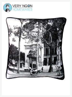 Cushion Cover - Standard w Piping - Theatre, Saigon