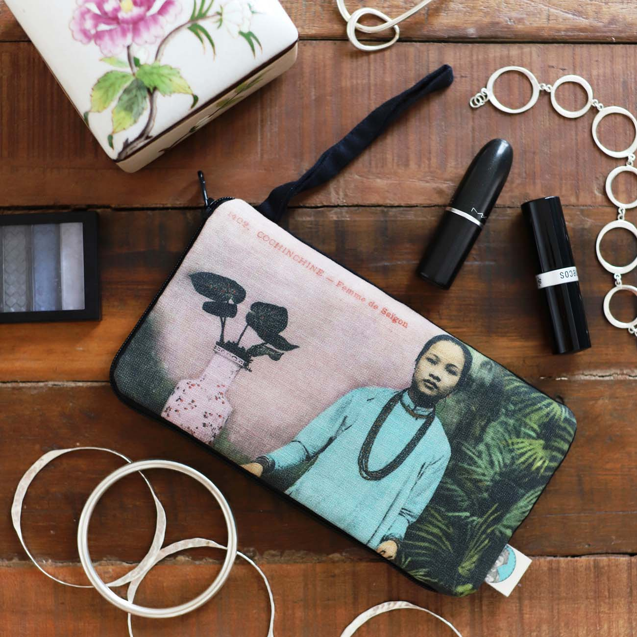 Indochine Colour Phone Pouch