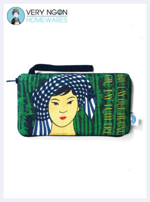 Phone Pouch - Save the Country
