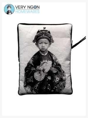 Tablet Cover -Empereur D'Annam, Duy Tan