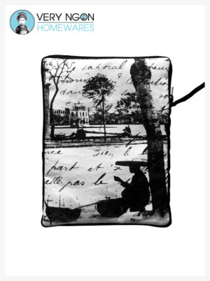 Tablet Cover - Petit Lac, Hanoi