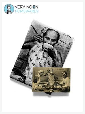 Tea Towel - Repas Annamite