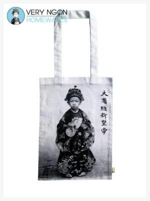 Tote Bag - Empereur D'Annam, Duy Tan