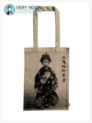Tote Bag - Empereur D'Annam, Duy Tan - be