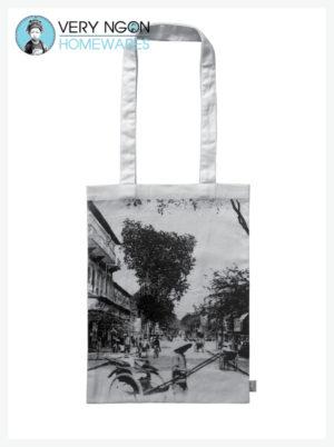 Tote Bag - Rue Catinat, Saigon