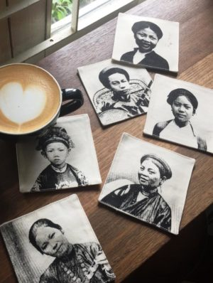 Coasters - People of Indochine at Old Compass Cafe