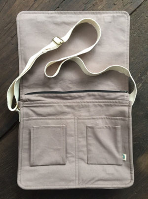 Laptop Bag brown internal